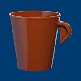 Espresso cup 0,2l SAN of plastic reusable – Bild 4