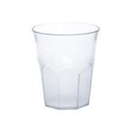 SET 12 stuksCaipirinha-Glas 0,2l SAN van hoogwaardig plastic en is onbreekbaar