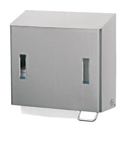 Ophardt SanTRAL CPU 2 R Compact Dispenser Combination