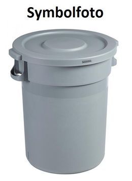Rossignol Barella lid made of polypropylene suitable for the trash can Barella 120L – Bild 3