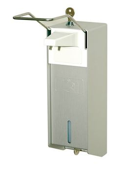 Ophardt ingo-man® classic TLSV 26 A Soap and Disinfectant Dispenser, lockable (1000ml)