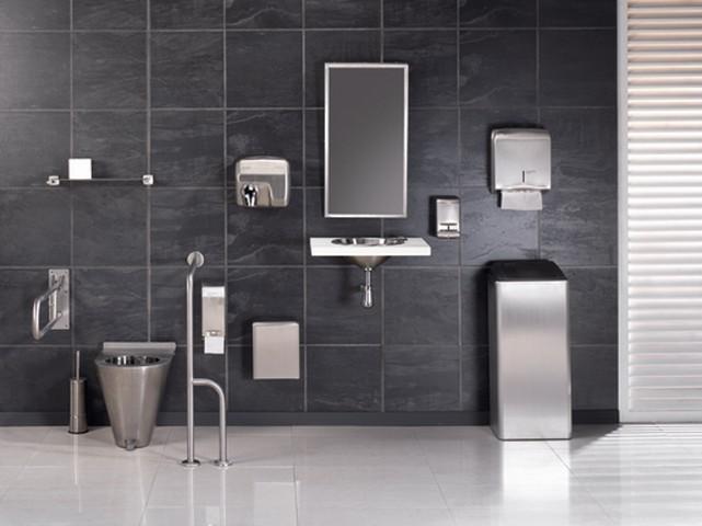 Mediclinics abfallbeh lter offen 80 liter freistehend oder for Accessoire salle de bain jysk