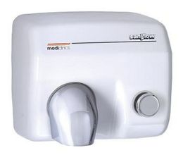 Mediclinics Saniflow hand dryer with button 2250 watts – Bild 1