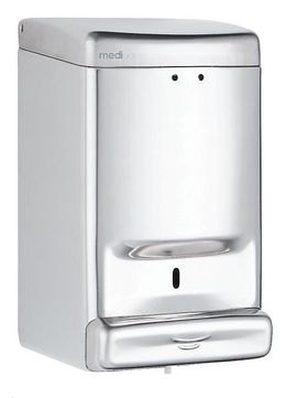 Mediclinics lockable soap dispenser with push button – Bild 2