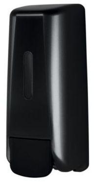 Hyprom Schaumseifen- u. Desinfektionspender Foam n Wash 400ml Druckknopf Schwarz