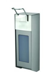 MediQo-line dispenser made of aluminum for wall mounting by MediQo-line