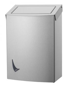 Wings waste bin closed available in 9L, 20L and 56L made of stainless steel – Bild 2