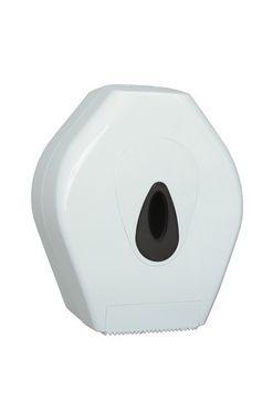 PlastiQline small jumbo roll dispenser made of plastic for wall mounting
