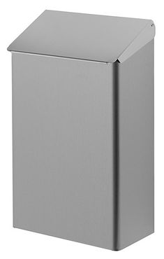 Dutch-Bins waste container with hinged lid 7 liters – Bild 2