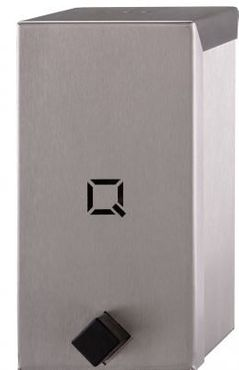 Qbic-Line soap dispenser in stainless steel 400 ml – Bild 2