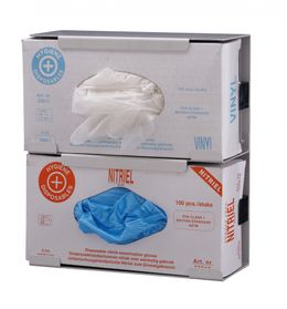 MediQo-line glove dispenser for 2 standard boxes – Bild 2