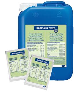 Kohrsolin® extra Flächendesinfektionsreiniger