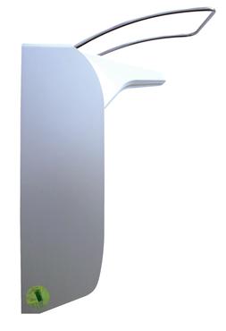Robuster Metallspender mit 22,5 cm Armhebel – Bild 2