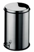 G-Line Pro Tritteimer Cortina Mini aus poliertem Edelstahl 1.4016 – Bild 1