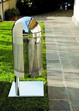 Graepel High Tech Outpush Dustbin with balancing top – Bild 1