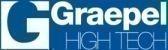Graepel High Tech erstklassiges H2 Regal aus silber lackiertem Stahl – Bild 3