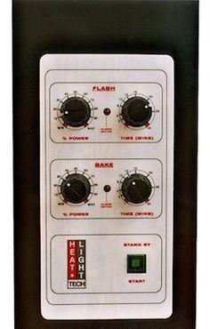 Heatlight Infrarot Lack- und Farbtrockner 4500 Watt - als ein- oder dreiphasig – Bild 4