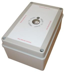 Heatlight electronic waterproof timer - suitable for infrared heaters up to 6KW
