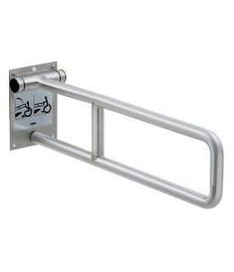 Bobrick Swing Up Grab Bar