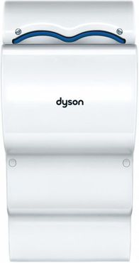 Dyson Airblade hygienic handdryer made of polycarbonat in silver or white – Bild 2