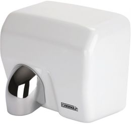 Casselin hand dryer 2500W with 360° pivoting nozzle - 2 versions - Infrared – Bild 1