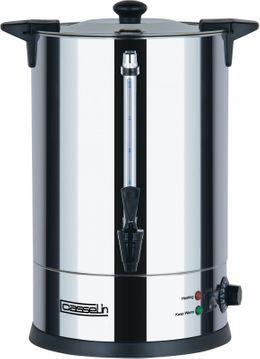 Casselin water boiler 10l - roestvrij staal 1600W - anti-fire - niveau-indicator
