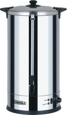 Casselin hot water dispenser 30l in stainless steel 2500W - with anti-burn system
