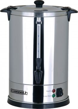 Casselin coffee percolator 8.8l - stainless steel - anti-burn