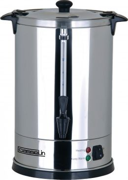 Casselin coffee percolator 15l  - stainless steel - anti-burn