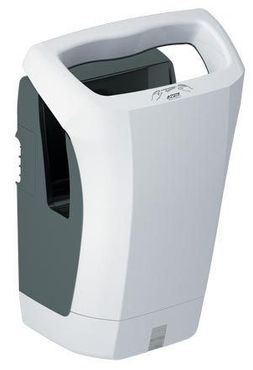 CleanLine Stell'Air Hand dryer with sensor - Lighting effect in the drying zone