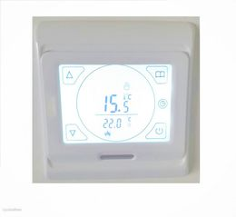 Thermostat IT 14 - Concealed Touchscreen Digital - Infrared Heating Accessories – Bild 1