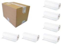 Karton mit 6 Rollen Wickeltisch Papierrollen Economic - Hygienische Einweg Auflage – Bild 3