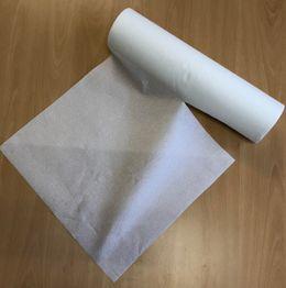 Karton mit 6 Rollen Wickeltisch Papierrollen Economic - Hygienische Einweg Auflage – Bild 1