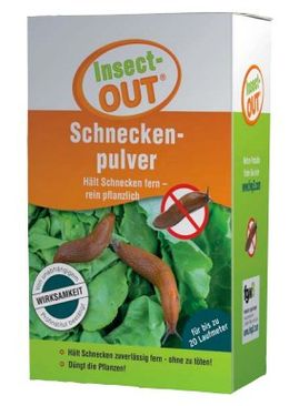 Insect-OUT® snail away 1000 g keeps snails away without killing them