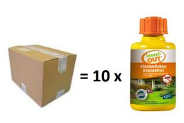 Set 1 carton with 10 pieces Insect-OUT® Mosquito concentrate with ever 100 ml – Bild 1