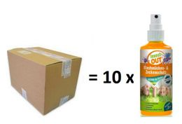 Set 1 carton with 10 x Insect-OUT® Mosquito & Tick Protection Lotion for children 100 ml – Bild 1