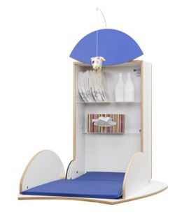 Changing table owo hpl available in 5 different colors by Timkid – Bild 2