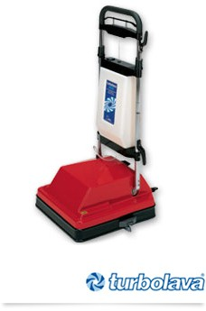 CIMEL Turbolava MAXI floor scrubber and a dryer in one with 2 brushes and squeegee – Bild 1