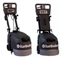 CIMEL Turbolava 350 scrubber for floor surfaces - electric or battery operated – Bild 1