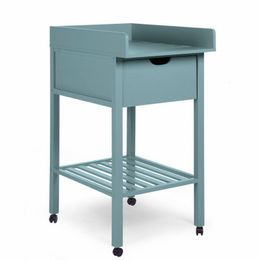 Childhome changing table + drawer + wheels – Bild 4