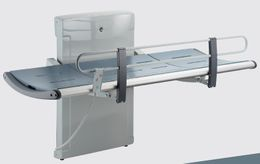 Pressalit nursing bench 3000 with an electric motor, 1300mm or 1800mm length – Bild 1