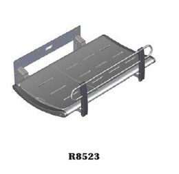 Pressalit shower/nursing bench fixed wall mounting, in 2 sizes: 1300mm or 1800mm – Bild 1