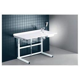 Pressalit freistehender Wickeltisch 800 x 1400 mm mit Motor - max. 75 kg – Bild 1