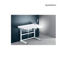Pressalit white changing table with sanitary appliances 800 x 1800 mm with motor – Bild 1