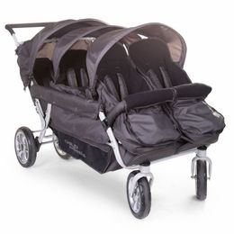 Childwheels Footmuff for twin-triple-quadruple-six seater – Bild 3