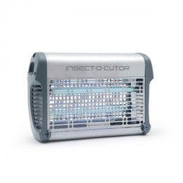 Exocutor Insect Killer with 16 watts available in modern stainless steel or white metal – Bild 2
