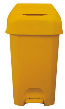 Nappease™ nappy bin in yellow with a modern and robust design