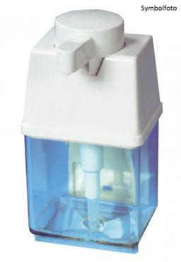 Metzger fehér műanyag folyékony szappan adagoló - 1000 ml