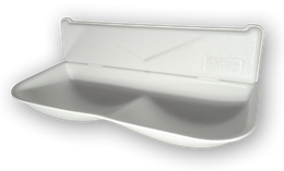 Driplate ™ - water collector made from polycarbonate-ABS for Dyson hand dryer – Bild 1