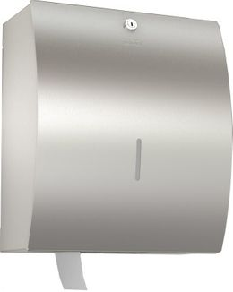 Franke large toilet roll holder STRX 670 Jumbo made of stainless steel for wall mounting – Bild 1